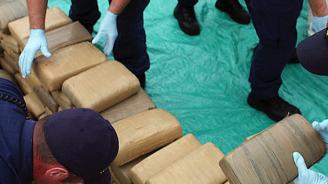 Големи количества наркотици заловиха в Истанбул, задържано е и лице с български произход