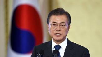 Южнокорейският президент е на посещение във Финландия