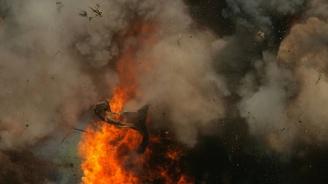 Танкер гръмна в Русия. Трима загинаха