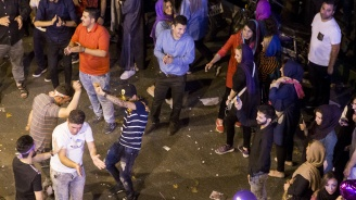 Унищожаването на Израел и САЩ стана селски празник в Иран