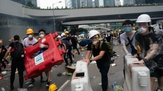 Затвориха правителствения комплекс заради протестите в Хонконг