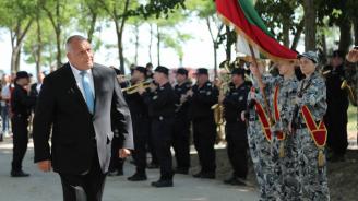 За ЧРД - Борисов наблюдава бойните стрелби край Шабла и разпореди: Пуцайте
