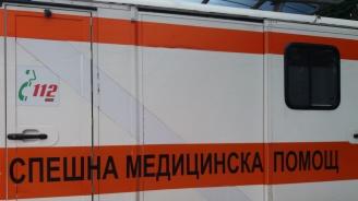 44-годишен мъж от село Камен е пострадал тежко при катастрофа