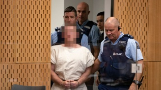 Заподозреният за нападението в Крайстчърч не се призна за виновен