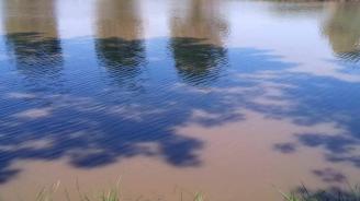 РИОСВ - Бургас провери сигнал за замърсяване на река Шиваровска край с. Вресово