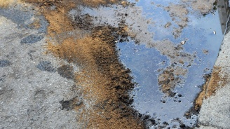 """Разлив на петролни продукти край """"Долно Езерово"""" в Бургас"""