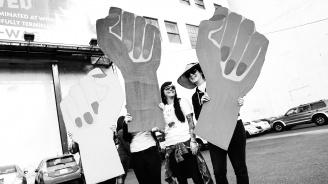 Швейцарки излязоха на протест за повече права