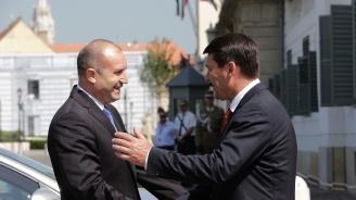 Румен Радев: В ЕС трябва да има сближаване, а не разделение
