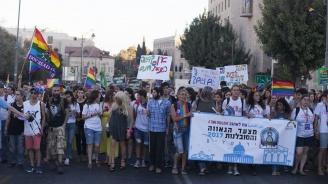 Кметът на Тел Авив поздрави участниците в Прайда