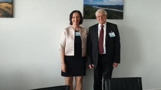 Министър Ананиев участва в Съвета на министрите на здравеопазването в Люксембург