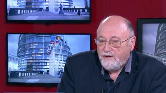 Ал. Йорданов: Когато съм бил председател на НС, Радев се е учил да кара самолет