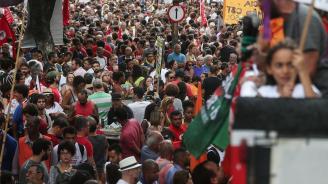 Обща стачка в Бразилия срещу пенсионната реформа