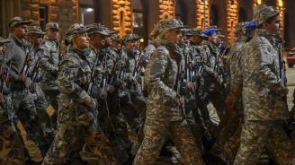 """Български военнослужещи от специалните сили участват в учението """"Решаващ удар – 2019 г."""" в Република Македония"""