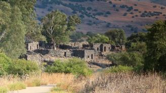 Израел кръсти на Тръмп ново еврейско селище на Голанските възвишения