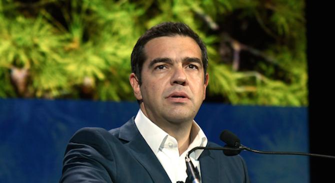 Гръцкият премиер АлексисЦипраспредупреди Турция, че я очакват последствия, които могат