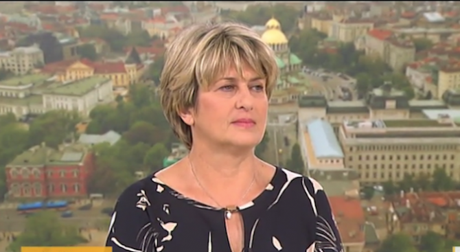Весела Лечева: Противниците на Нинова в БСП искаха прегръдка с властта