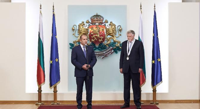 За България Федерална република Германия е важен партньор, приятел и