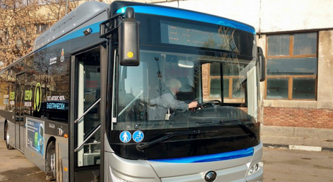 Община Плевен ще кандидатства за доставка на екологични електрически автобуси