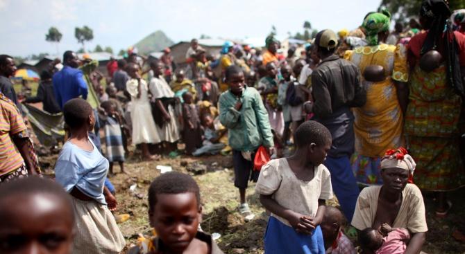 Над 300 000 души са избягали от насилието на междуетническите