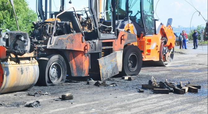 Започва ремонтът на над 8 км от второкласния път II-52