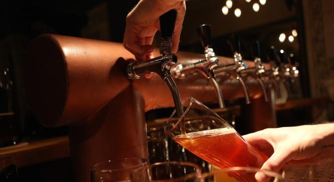 Белгийски монаси са започнали да продават произвежданата от тях бира