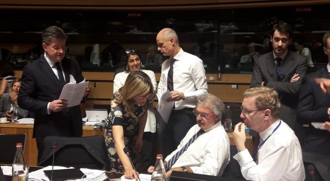 """Съвет """"Общи въпроси"""" прие днес заключения относно политиката на ЕС"""