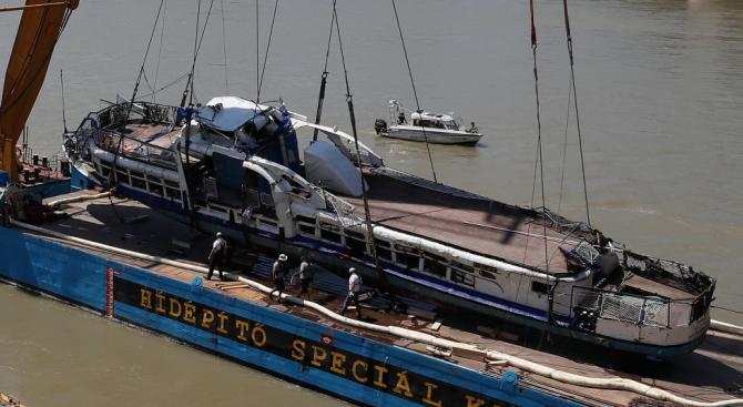 Капитанът на корабокруширалото корабче в Дунав не бил пиян и дрогиран