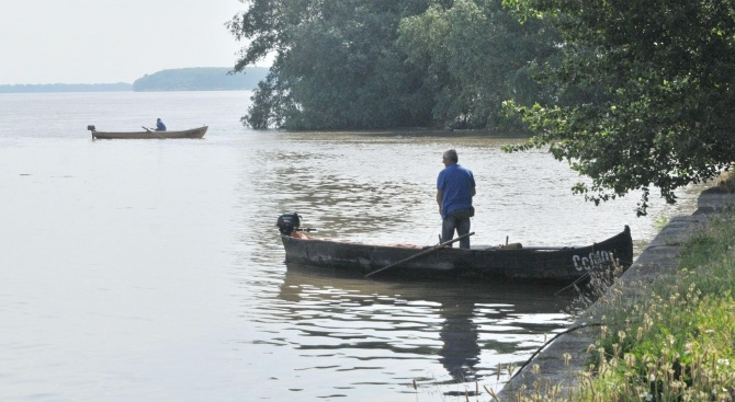 Момче е потънало в Дунав край Силистра тази вечер, съобщиха