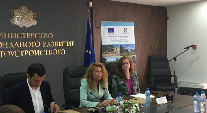 МРРБ и МБВР ще си сътрудничат в подготовката на новата оперативна програма за развитие на регионите