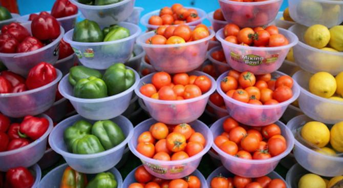 Над 32 000 тона пакети с хранителни продукти на крайно