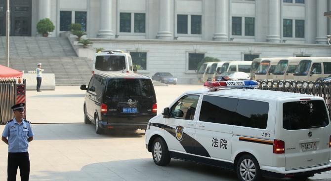 Бившият шеф на Интерпол - китаецът Мън Хунвей, чието изчезване