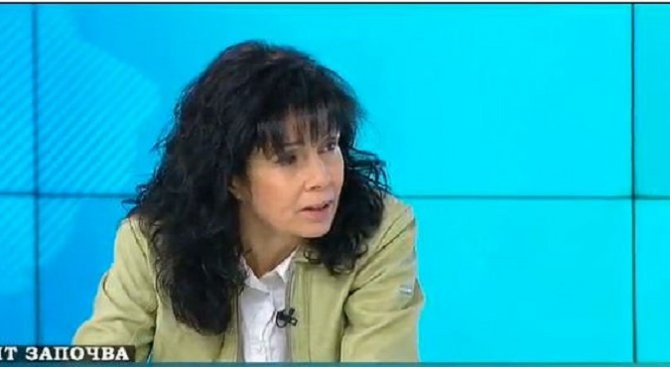 Коментар от журналистката Мария Чернева, която преди да напусне БНТ