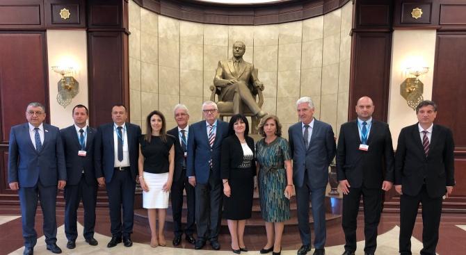 България поема председателството на Парламентарната асамблея на Черноморското икономическо сътрудничество