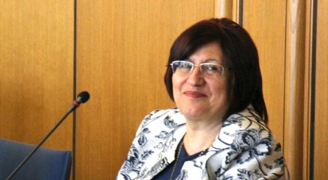 """Милка Христова от БСП: Оправданието на Фандъкова за """"Чистота Искър"""" е несъстоятелно"""