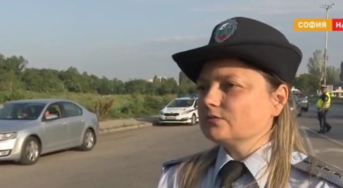 """""""Пътна полиция"""" започна интензивни проверки на територията на цялата страна."""
