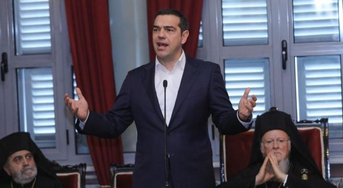 Ципрас: Може да има последици за Турция, ако не смени подхода
