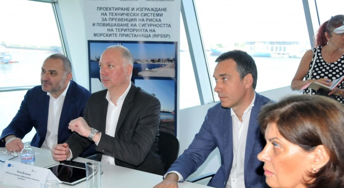 Нова технологична система ще повиши сигурността и безопасността на българските