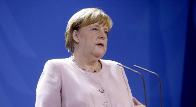 Меркел: Ще направя всичко възможно за определяне на дата за преговори на Северна Македония с ЕС
