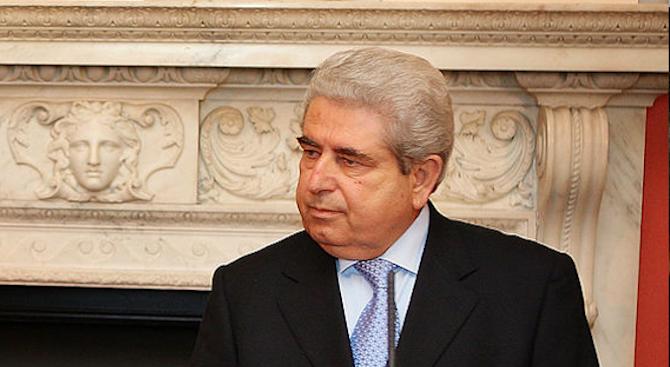 Бившият кипърски президент Димитрис Христофиас е починал на 72 години,
