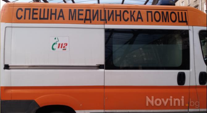 Катастрофа с пътнически микробус е станала на пътя София -