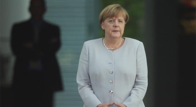 Германската канцлерка Ангела Меркел предупреди днес държавите да не се