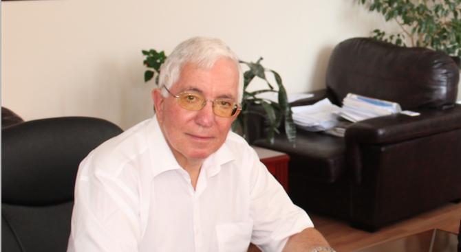 Председателят на Старейшини ГЕРБ Николай Андреев е посетил Видин, където