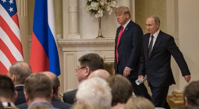 Путин: Възможностите на Тръмп да развива отношения с Русия са ограничени