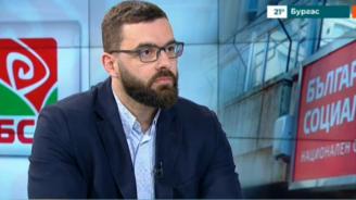 Стоян Мирчев: За голямо нещастие на Борисов, напрежението в БСП беше потушено