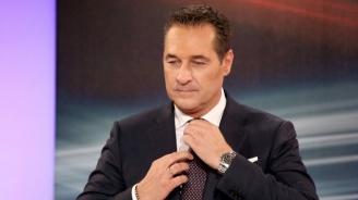 Хайнц-Кристиан Щрахе се отказва от мандат в Европейския парламент