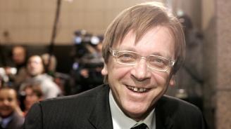 Ги Верхофстат е новият шеф на ЕП?