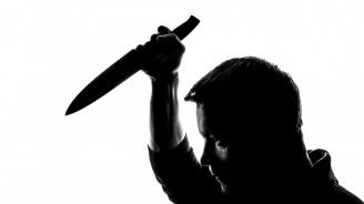 Син намушка майка си с нож след семеен скандал