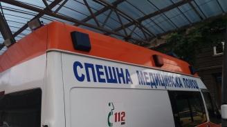 Мотористка пострада при катастрофа в прохода Шипка