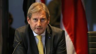 Еврокомисар: Да отворим вратите си за Македония