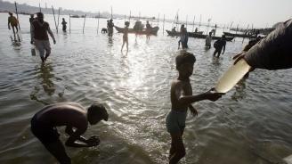 Гореща вълна взе 76 жертви в индийския щат Бихар